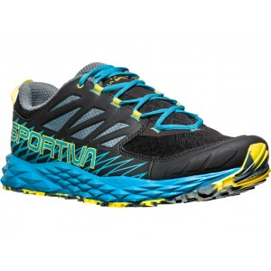 La Sportiva Lycan Black/Tropic blue